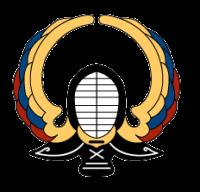 Logo de la Asociación Ecuatoriana de Kendo